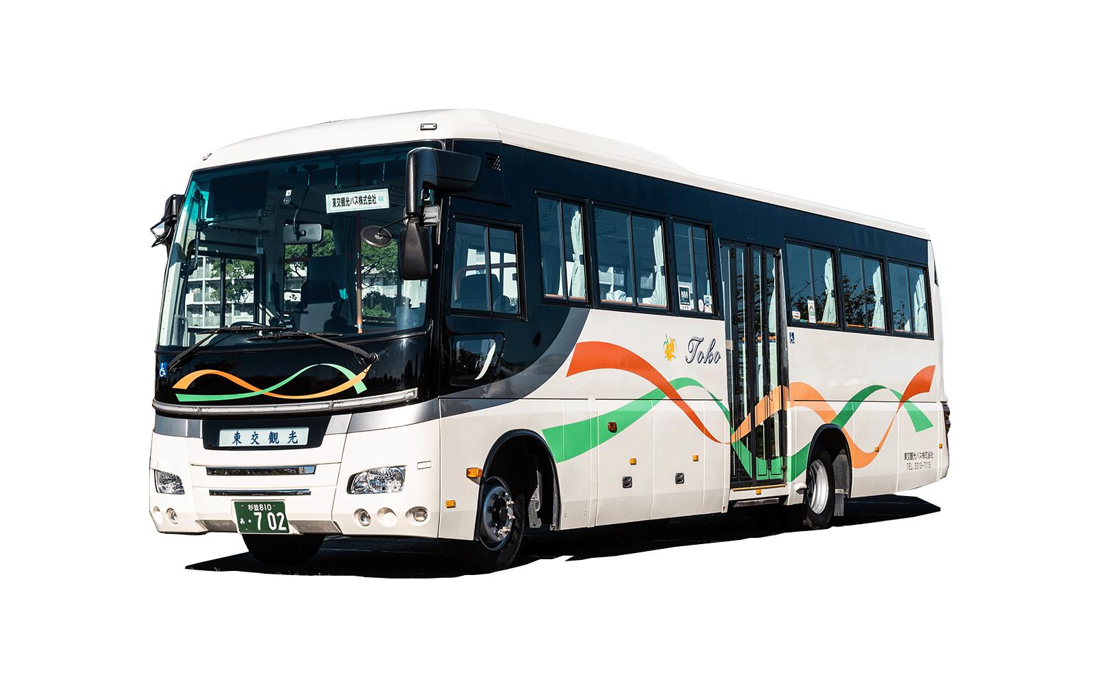 大型福祉バス