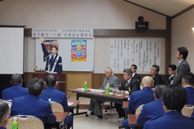所轄警察署交通課の指導による 安全運転技術向上の講習会